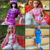 Куклы. Дизайнерская модная одежда, вязание.