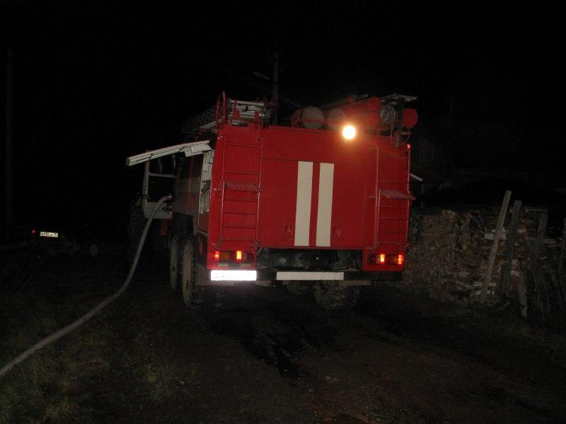 В Таганроге на улице Афоновых горел частный дом