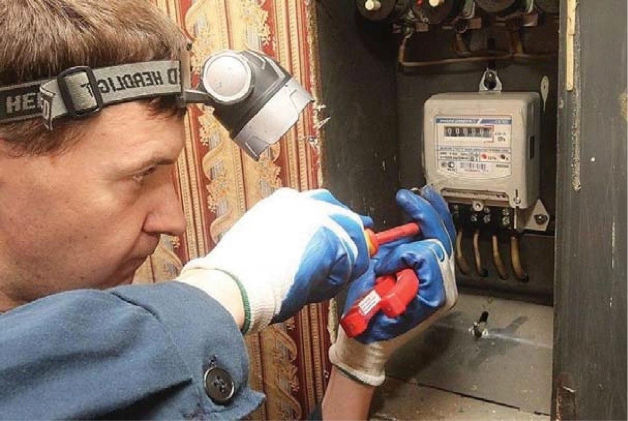 «ТНС энерго Ростов» предупреждает граждан о мошенничестве при замене электросчетчиков