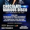 BLACK&WHITE CHOCOLATE DISCO-20.02- BARIN CLUB
