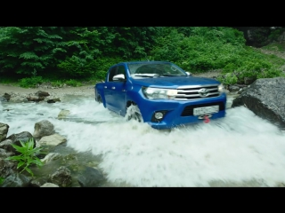 Предельное напряжение с Никитой Панфиловым и Toyota Hilux