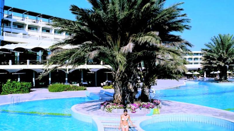 Кипр. Пафос. - Asimina Sutes Hotel 5* и ещё 4 отеля компании Constantinou Bros