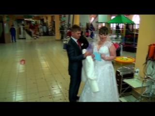 Заедем к невесте на работу! Регистрация 21 ноября 2015 года