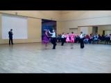 Анна и Андрей. Танец джайв.