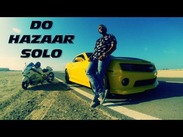 Do Hazaar Solo   RAFTAAR   Intro for the awaited upcoming album ZERO TO INFINITY