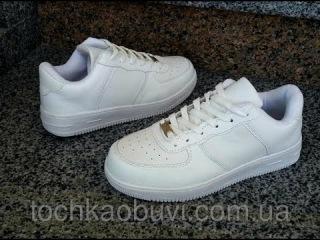 Модные женские кроссовки в стиле Nike Air Force