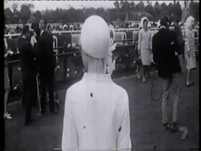 1965 Melbourne Cup Jean Shrimpton Mini Skirt