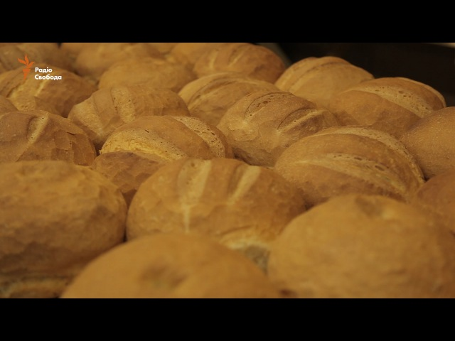 У прифронтовій Мар'їнці відкрили пекарню, яка продаватиме хліб за доступними цінами