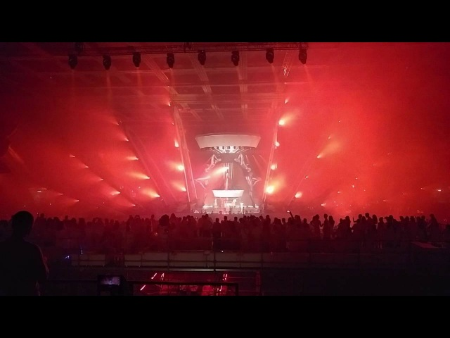Sensation 2016 Welcome to the Pleasuredome Moscow Russia Steve Angello