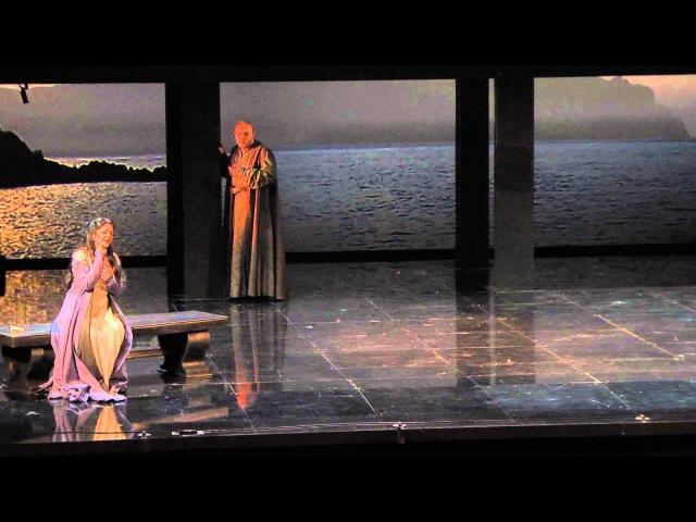 Teatro La Fenice - Simon Boccanegra duetto Atto I (Maria Agresta, Simone Piazzola)