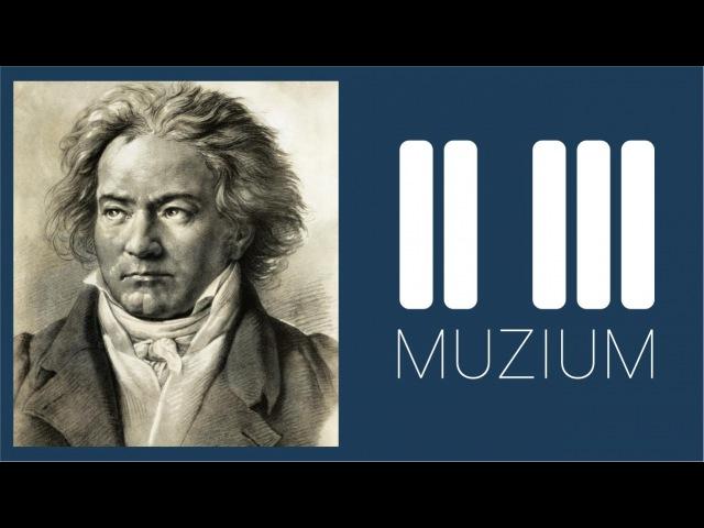 Бетховен – Несмелое приближение к струнному квартету («Истории по нотам», выпуск 37)