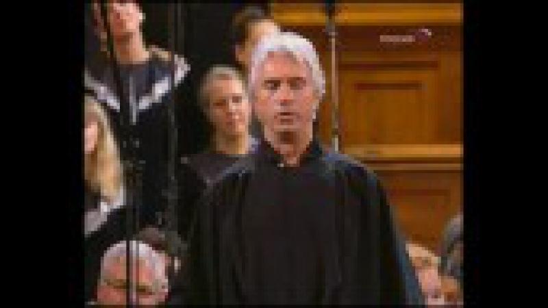 Hvorostovsky - Deh vieni alla finestra (Mozart Don Giovanni