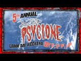 LBPsyclone Psychobilly and Rockabilly Weekender 2016 - Official Trailer
