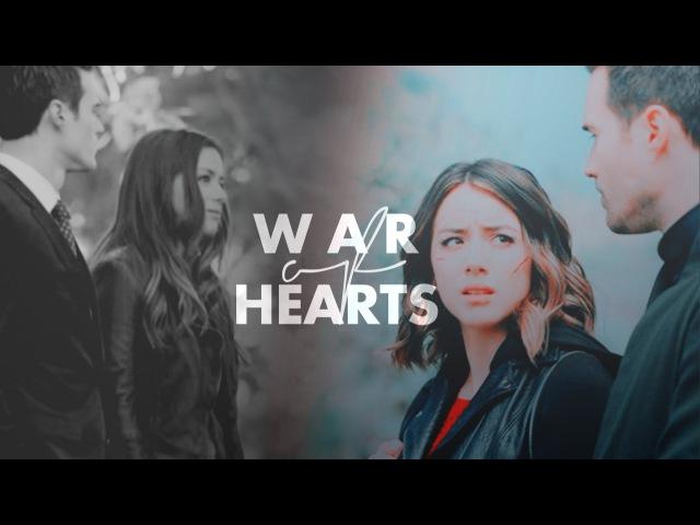 ● skyeward - war of hearts.