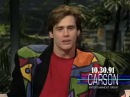 Jim Carrey Impressions of Kevin Bacon Wile E. Coyote on Johnny Carson's Tonight Show