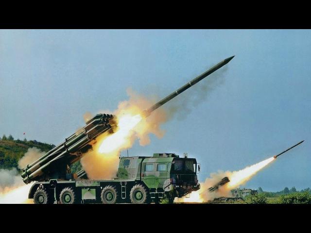 Смерч - самое страшное оружие после ядерной бомбы. Реактивная система залпового огня