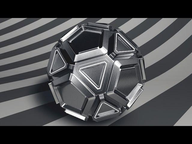 Cinema 4D Reflectance Tutorial - Creating a Metallic Material