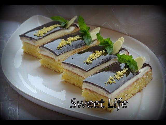 Нежнейшее пирожное