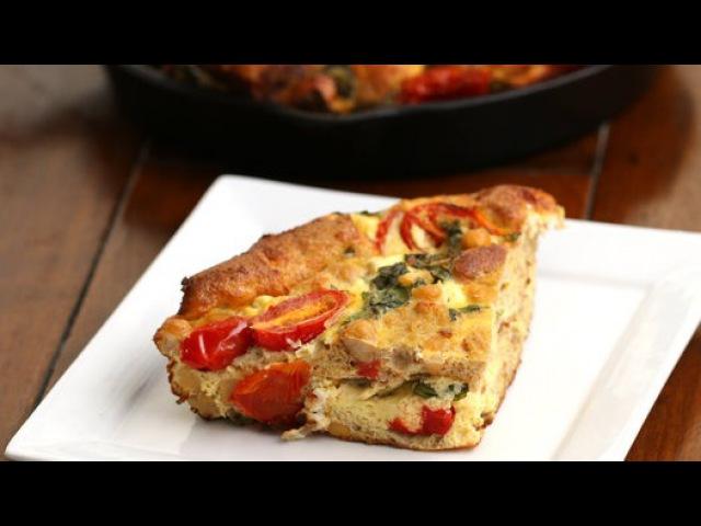 Как приготовить Пицу из сухарей Egg Tomato Strata - Видео Dailymotion » Freewka.com - Смотреть онлайн в хорощем качестве