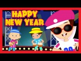 Happy New Year - Dancing Song for Children