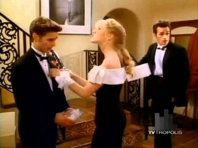 Beverly Hills 90210 S1 Part 2-Brenda and Dylan