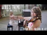 Final Fantasy VII Aeris's Theme (Violin &amp Piano Cover Duet) Taylor Davis &amp Lara de Wit