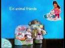Эви кукла Эви Evi Love Animal friends, Moxi ,Эви и ее друзья собачки, Мокси, детский канал