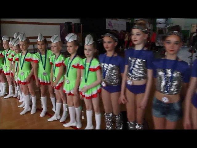 Фильм о поездке мажореток Victory на European Championship Majorettes sport 2016