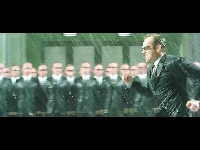 The Matrix Moonwalk · coub, коуб