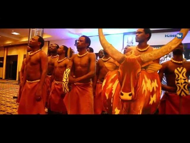Inganzo Ngari performance - Hobe Rwanda 13/09/2014