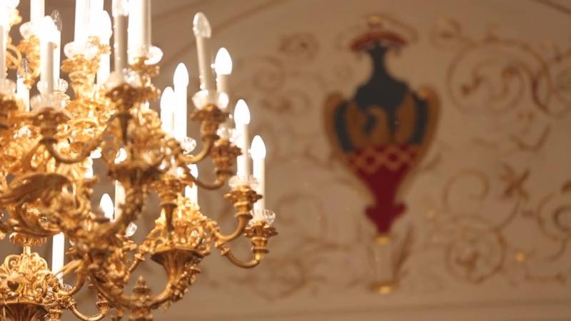 Шуваловский дворец. Жемчужина Петербурга