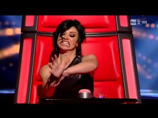 Debora Cesti - Raggamuffin   The Voice of Italy 2016: Blind Audition