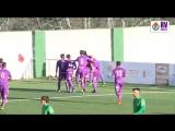 22 тур | «Гихуэло» 1:4 «Реал Вальядолид Б»
