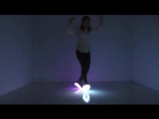Shuffle Dance (Led Shoes) The Fray - How To Save A Life (Jiggers Remix)