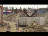 Операционная комиссия ФИФА с проверкой строительства стадиона Волгоград-Арена в Волгограде