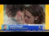 Kristen Stewart - Interview (Cafe Society) #GMA
