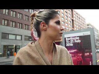Micaela Nackt für die Berlinale 2016