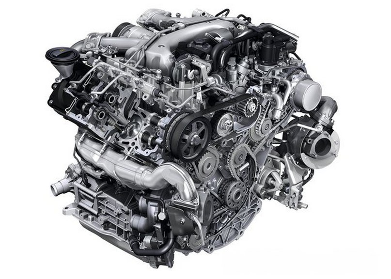 Ремонт двигателя Порше