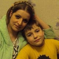 Анкета Наталья Холодова
