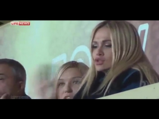 Виктория Лопырёва не заметила гол из-за того что делала селфи