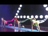 Танцевальное кардио - Упражнения для ягодиц