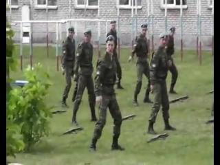 Показуха разведчиков 104 дшп 76 гв.ВДД