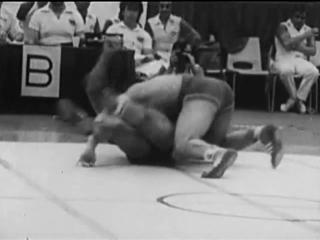 Вольная борьба - чемпионат мира (Эдмонтон, 1982 г.)
