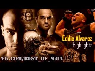 Eddie Alvarez Highlights