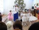 люба, танец снежинок