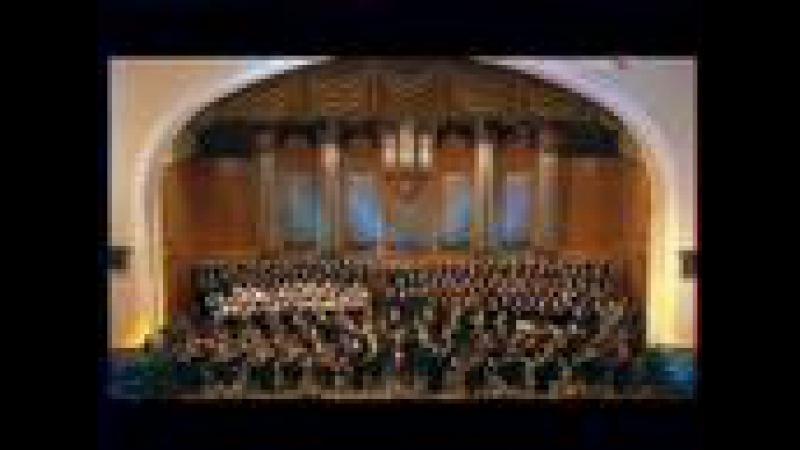 Hilarion Alfeyev. Christmas Oratorio. Finale. Епископ Иларион (Алфеев). Рождественская оратория. Финал