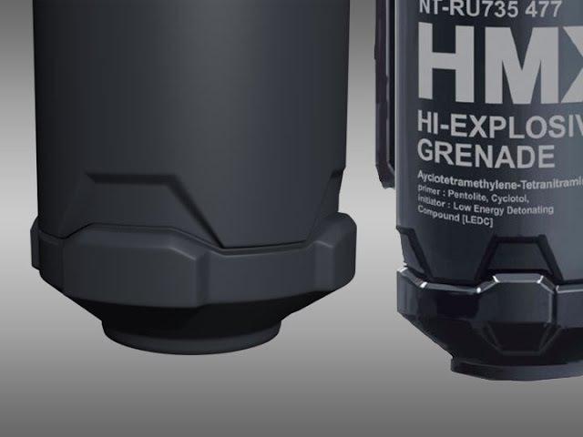 Request - Elysium Grenade
