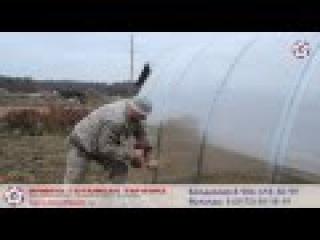 Т-образные сваи, видео инструкция по монтажу теплицы на сваи ЗАВОДА ГОТОВЫХ ТЕПЛИЦ