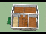 Как построить дом недорого,своими руками и красиво. Планировка