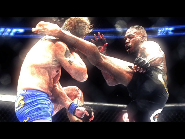 Jon Jones vs Alexander Gustafsson [FIGHT HIGHLIGHTS]